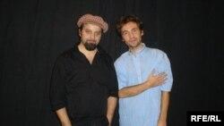 Atilla Aksoj i Vladimir Mićković, Foto: Zvjezdan Živković