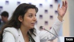 Russia Today telekanalının baş redaktoru Marqarita Simonyan