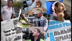 Azərbaycan mediası: Basqı xronologiyası