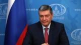Заместитель министра иностранных дел России Андрей Руденко (архив)