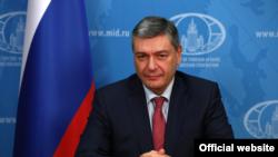 Заместитель министра иностранных дел России Андрей Руденко