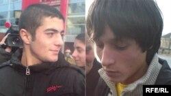 Подростки были освобождены сегодня из цхинвальской тюрьмы