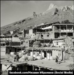Село Ай-Серез. 1943 рік