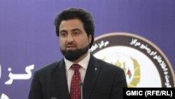 نصرت رحیمی سخنگوی وزارت داخله