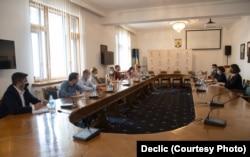 Reprezentanții a 20 ONG-uri discută cu procurorul general