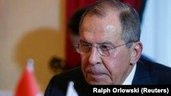 Serghei Lavrov la conferința de la Munchen