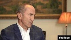 Экс-президент Армении Роберт Кочарян (архив)