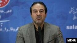 علیرضا رئیسی، سخنگوی ستاد ملی مقابله با کرونا