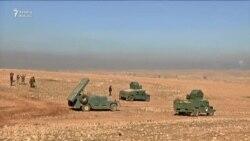 Mosul terrorçulardan təmizlənir