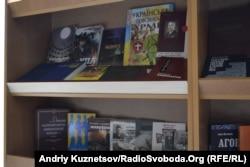 Українська книгарня «Східна брама», де продаються книги про УПА