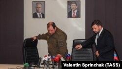 Ваша Свобода | «ДНР» без Захарченка, але з Сурковим і Путіним