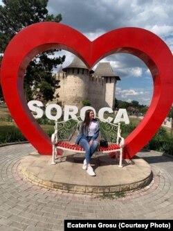 Pentru că este încă elevă, Ecaterina Grosu are așteptări mari în privința sistemului de învățământ din Republica Moldova.