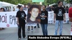 Од протестите против полициска бруталност по убиството на Мартин Нешкоски.