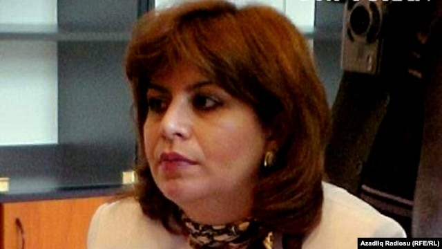 Gular Ahmedova (file photo)