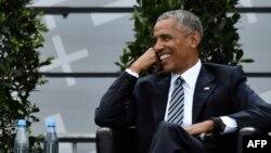 رئیس جمهور اوباما