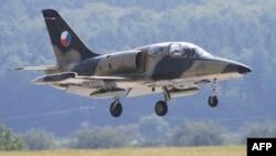 Aeroplan i llojit L-159 - (foto ilustruese)