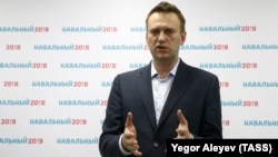 Алексей Навальный, март 2017 (архивное фото)