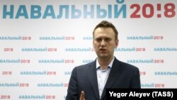 Aleksei Navalny in Kazan on March 5