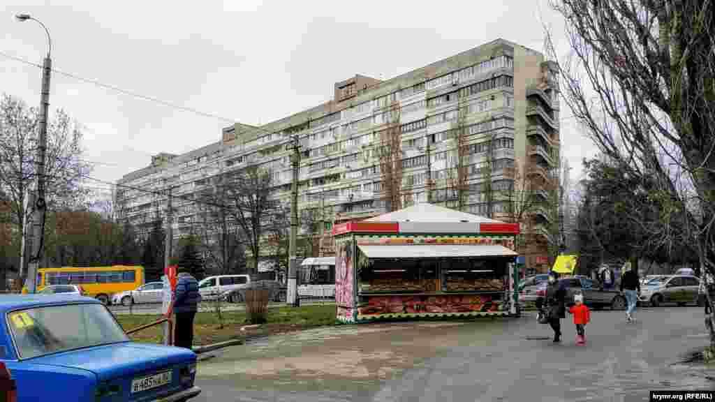 Ще одна будівля на Москільці, котра вважається місцевою визначною пам'яткою