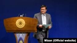 Abdolnaser Hemmati-Governor of Central Bank of Iran. FILE PHOTO