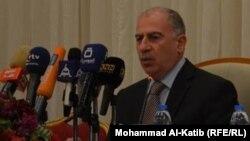رئيس مجلس النواب أسامة النجيفي يتحدث في الموصل
