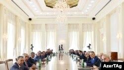 Azərbaycan Nazirlər Kabineti, iclas 12 iyul 2017
