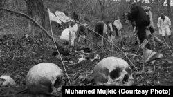 Масовна гробница во Сребреница