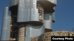 Самый дорогой монумент в память о второй мировой войне в Югославии был построен в 1981 году в Хорватии, но теперь разрушается.