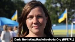Антоніна Кумка, президент Канадсько-українського міжнародного фонду підтримки