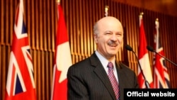 رضا مریدی، نماینده ایرانی پارلمان محلی اونتاریو در کانادا