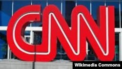 Логотип американского телеканала CNN.