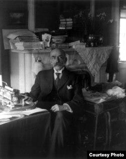 Джордж Кеннан. 1905