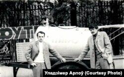Заснавальнікі Клюбу аматараў піва, 1973 год