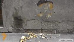 Շանթ Հարությունյանի, Ժիրայր Սեֆիլյանի նկարները հեռացվել են շենքերի պատերից