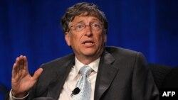 Дүйнөдөгү эң бай адамдардын бири – Билл Гейтс.