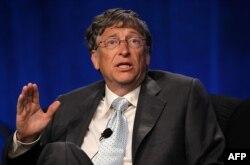 Білл Гейтс у 2012 році
