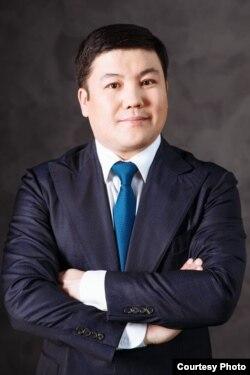 Шоумен Турсынбек Кабатов. Фото с сайта госпредприятия «Nomad City Hall»