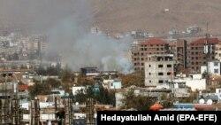 آرشیف، کابل پس از یک انفجا