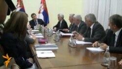Beograd: Susret Dačića sa Albancima sa juga