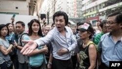 Çin, Honq-Konqda etirazlar