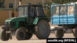 O'zbekistonda aksariyat traktorlar va pritseplarning tashqi yoritgichlari ishlamasligi aytiladi.