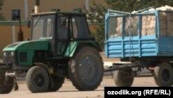 Ўзбекистонда аксарият тракторлар ва прицепларнинг ташқи ёритгичлари ишламаслиги айтилади.