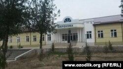 Отделение Чиракчинского районного медобъединения в селе «Чияли».