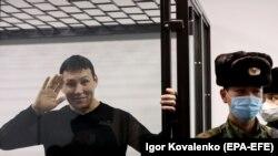 Канат Сагынбаев.