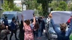 Stambul: 'hakyna tutma režim tarapdarlary' protest aksiýasyna baran türkmen migrantlaryna hüjüm etdi