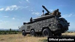 Ракетный комплекс «Точка- У» ВС Армении