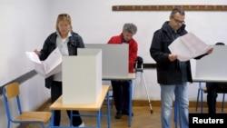 Izbori u Hrvatskoj, arhivska fotografija