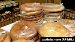 The lack of flour has caused prices for bread and other goods in Turkmenistan to spike.