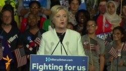 """Klintonova i Tramp pobjednici """"Super utorka"""""""