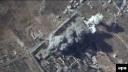 Орусия Сириядагы аба чабуулдарын күчөттү.